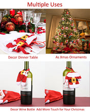 Christmas Silverware Holders Decoration For Tableware