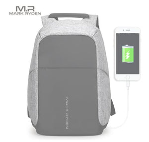 Multifunction USB charging 15inch Laptop Backpacks for Travel