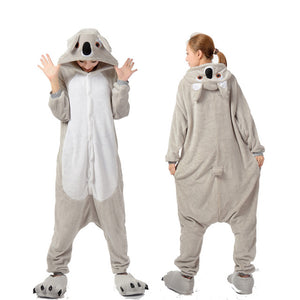 Unisex Animal Onesie Pajamas