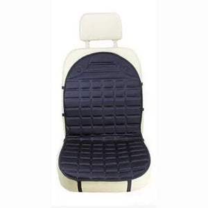 Heated Car Seat Black