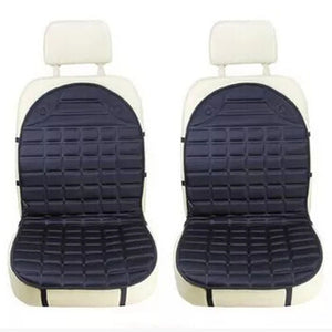 Heated Car Seat Black(Double)