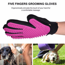 Pet Brush Glove For Dogs & Cats
