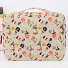 Makeup & Cosmetic Organizer Bag Paris