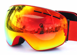 Ski&snowboard Goggles With Uv400 Protection