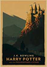 Vintage Harry Potters Posters