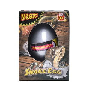 Magic Hatching Dinosaur -  Growing Egg in Water