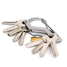 Keychain Multi-Functional Tool - Stainless