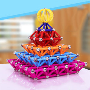 Magnetix: Educational Magnetic Building Blocks
