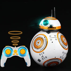 Star Wars Bb-8 Robot 2.4G Rc Intelligent Ball