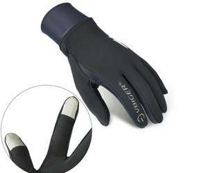 Outdoor Touch Screen Wear-Resistant Glove