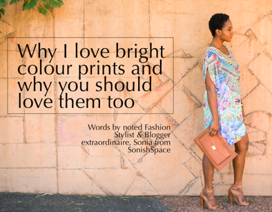 WHY I LOVE BRIGHT COLOURS & WHY YOU SHOULD TOO!