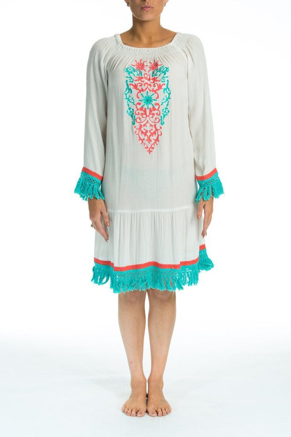 SELIMAR - Boho Dress - TheSwankStore - 1