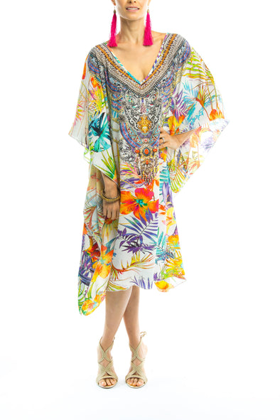 ELYSIAN COLLECTION - Short Kaftan