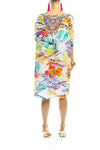 ELYSIAN COLLECTION -  Kaftan Tunic Top (Longer Style)