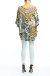 BELLAGIO COLLECTION - Kaftan Top (Shorter Style)