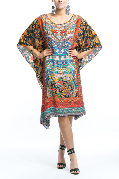 SEVILLIA COLLECTION - Short Kaftan