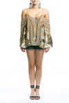 BELLAGIO COLLECTION - GYPSY TUNIC TOP