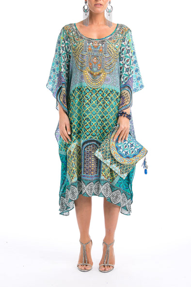 MARRAKESH COLLECTION - SHORT KAFTAN
