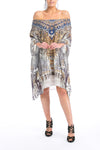 MUSEE' COLLECTION - SHORT BOX KAFTAN