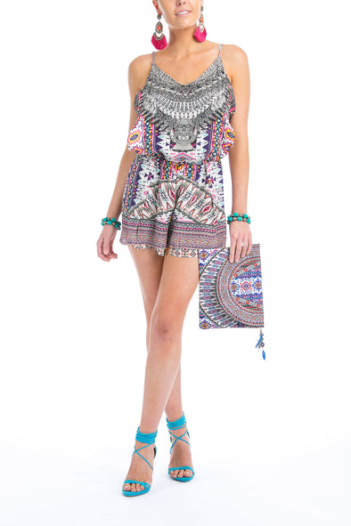 PERUVIAN COLLECTION - PLAYSUIT