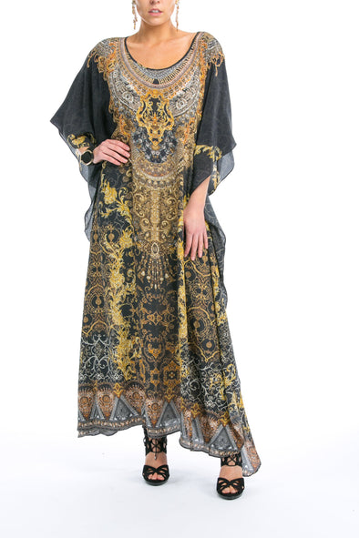 VALLETTA COLLECTION - LONG KAFTAN
