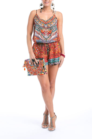 SEVILLIA COLLECTION - PLAYSUIT