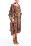 silk kaftan rosario collection