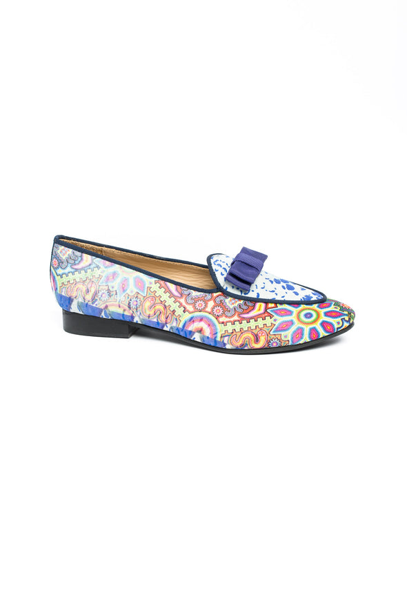 Cabo San Lucas Collection - Loafer with bow