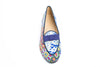 SHOES - CABO SAN LUCAS COLLECTION, LOAFER WITH BATWING STYLE BOW