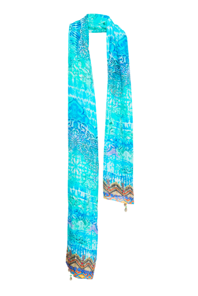PACIFICO COLLECTION - Silk Scarf