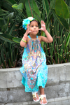 SwankStore Kids Little Girls Dresses - PACIFICO COLLECTION