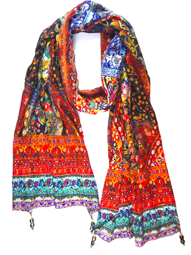 SEVILLIA COLLECTION - Silk Scarf
