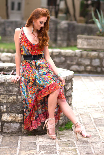 SEVILLIA COLLECTION - HAVANA DRESS