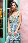 MARRAKESH COLLECTION - HAVANA DRESS