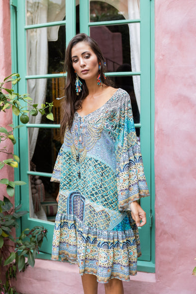 MARRAKESH COLLECTION - GYPSY DRESS