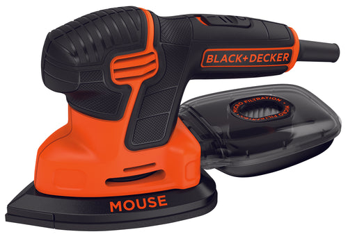 VIBRACIJSKI BRUSILNIK Mouse 120 W Black & Decker KA2000