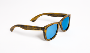 Sisonke Sunglasses with Revo Lenses - Bambooka