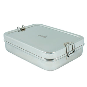 Large Rectangle Lunchbox with Added Mini Container