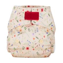 Baba + Boo Newborn Reusable Nappy - Wildflowers