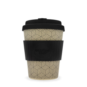 Reusable Bamboo Ecoffee Cup - Bonfrer 12oz 340ml