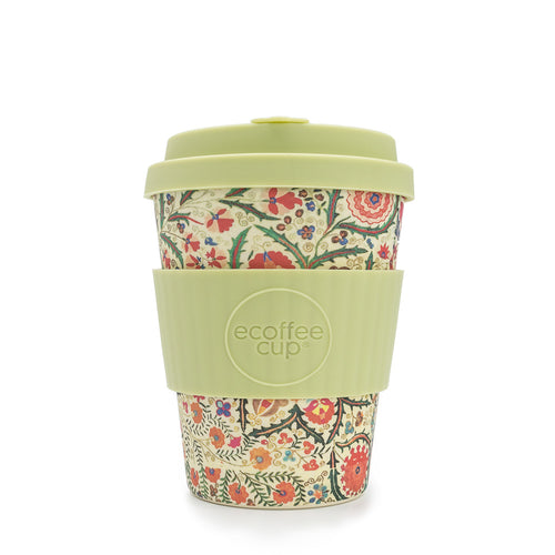 Reusable Bamboo Ecoffee Cup - Papafranco 12oz 340ml