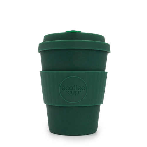 Reusable Bamboo Ecoffee Cup - Leave it out Arthur 12oz 340ml