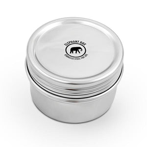 Elephant Box - Small Twist Canister