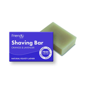 Shaving Solid Bar -Friendly Soap