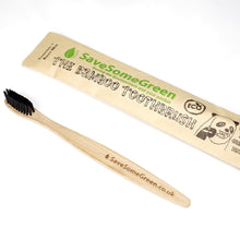 Bamboo Toothbrush with Charcoal - Adult Save Some Green