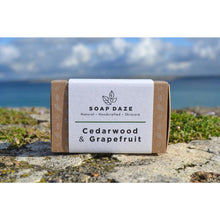 Soap Daze - Cedarwood and Grapefruit Large Soap