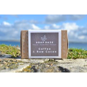 Soap Daze - Coffee and Raw Cacao Large Soap