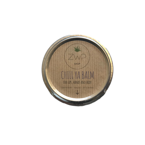 Chill Ya Balm -Lip, Hands & Body- Zero Waste Path