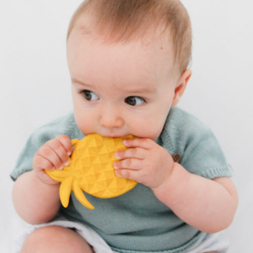 Pineapple Teether - Lanco