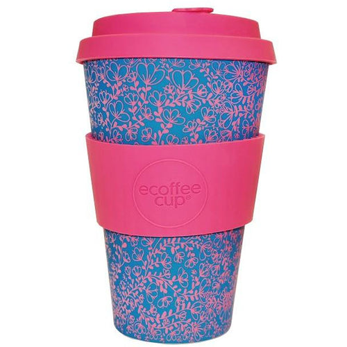 Reusable Bamboo Ecoffee Cup - Miscoso Dolce 14oz 400ml